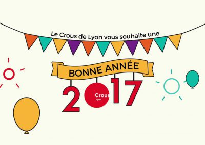 Voeux du CROUS de Lyon