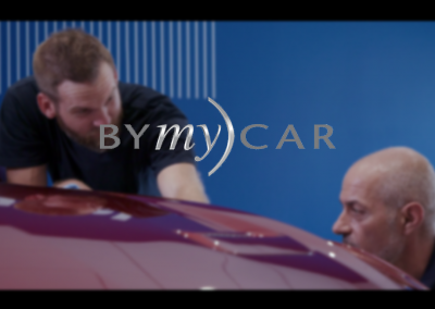 Publicité – ByMyCar Le talent c'est l'envie